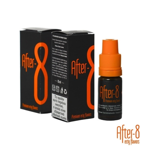 After-8 Creamy Strawberry Pancakes 10ml